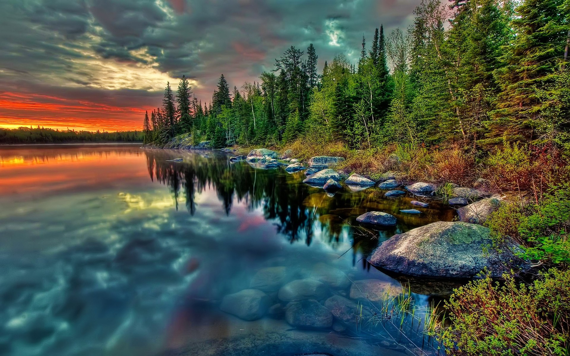 Nature Wallpaper Live