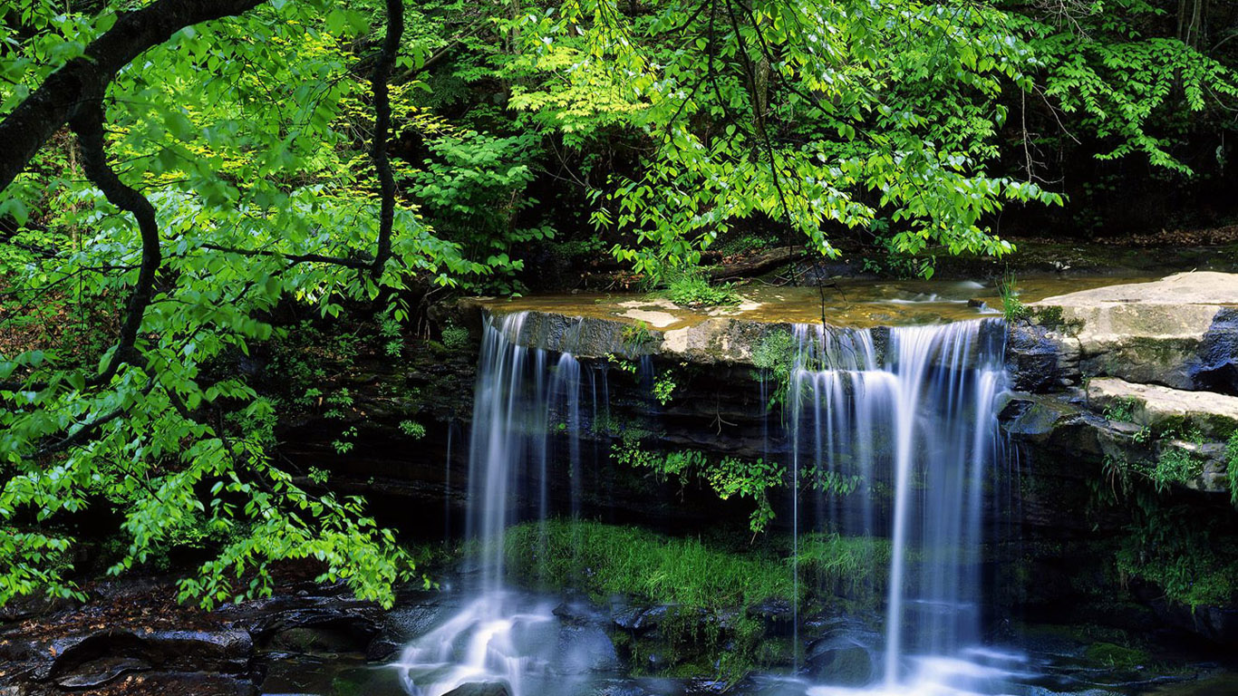 Nature Wallpapers HD 1366x768