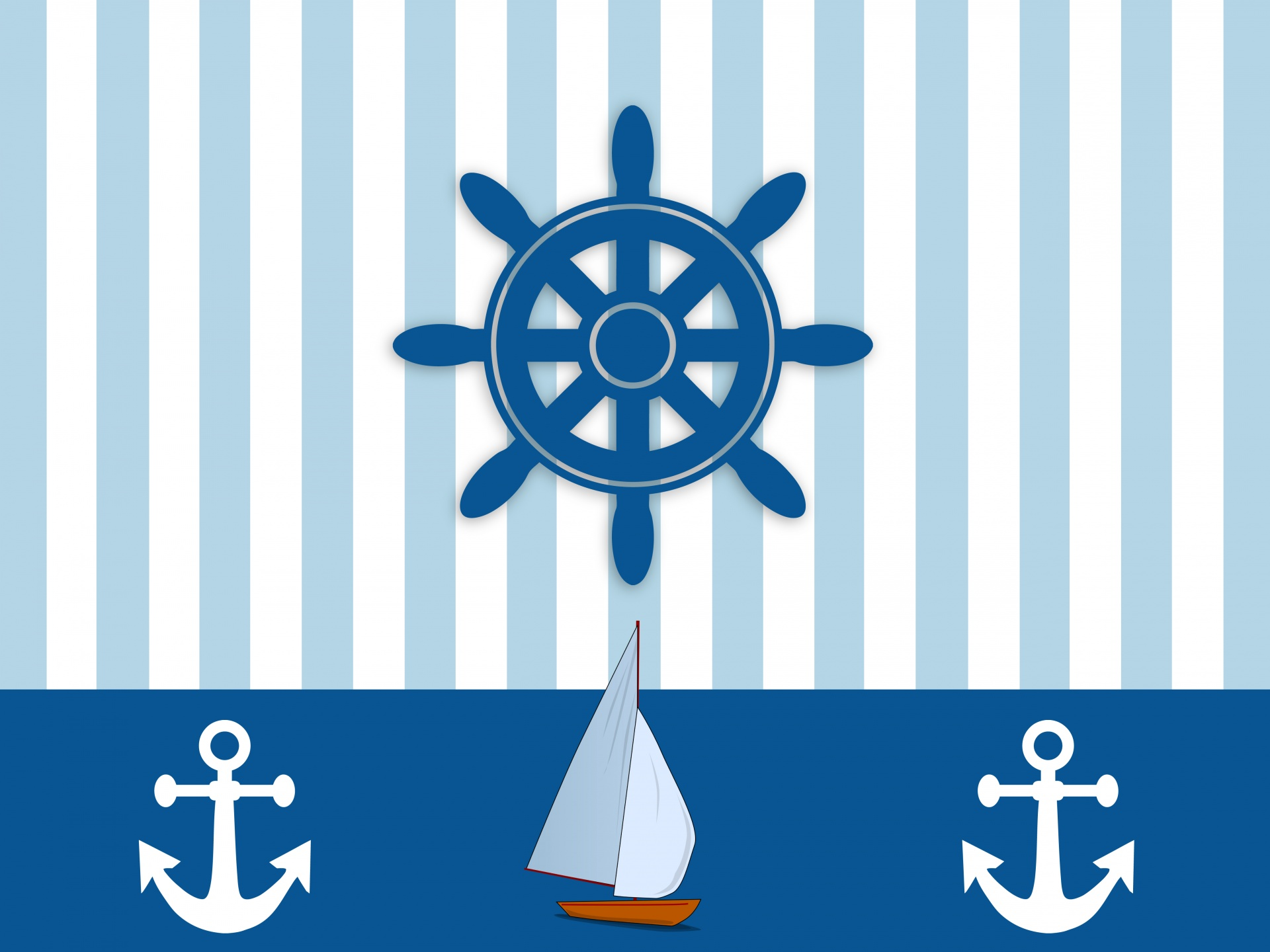 Download Nautical Themed Wallpaper Gallery