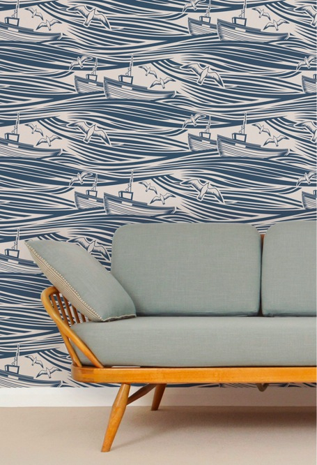 Nautical Wallpaper Designs Uk