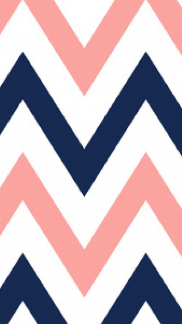 Navy And Pink Wallpaper