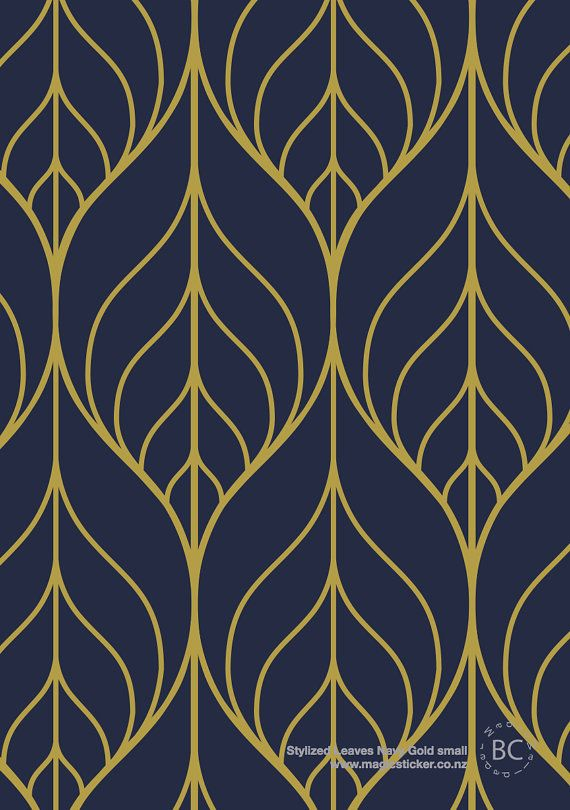 download navy blue and gold wallpaper gallery. Black Bedroom Furniture Sets. Home Design Ideas