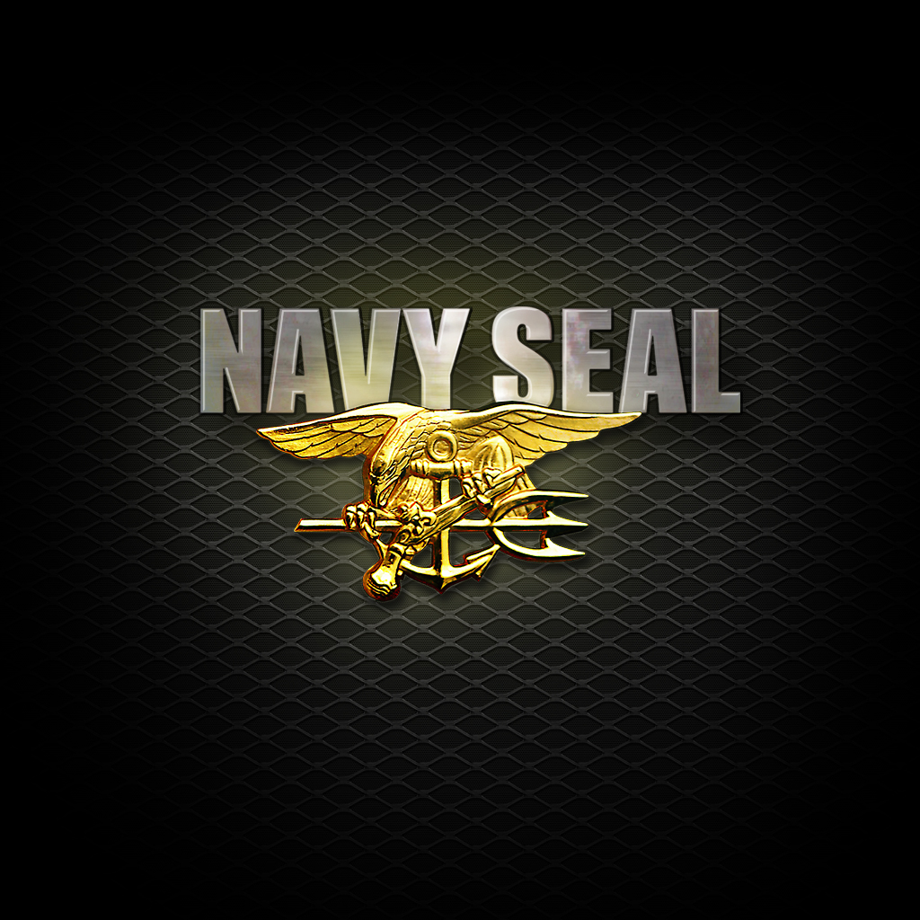 Navy Seals Logo Wallpaper