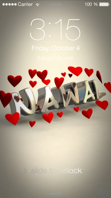 Nawal Name Wallpaper
