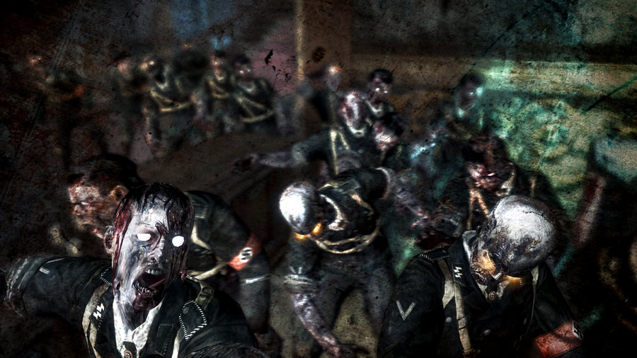 Nazi Zombies Wallpaper