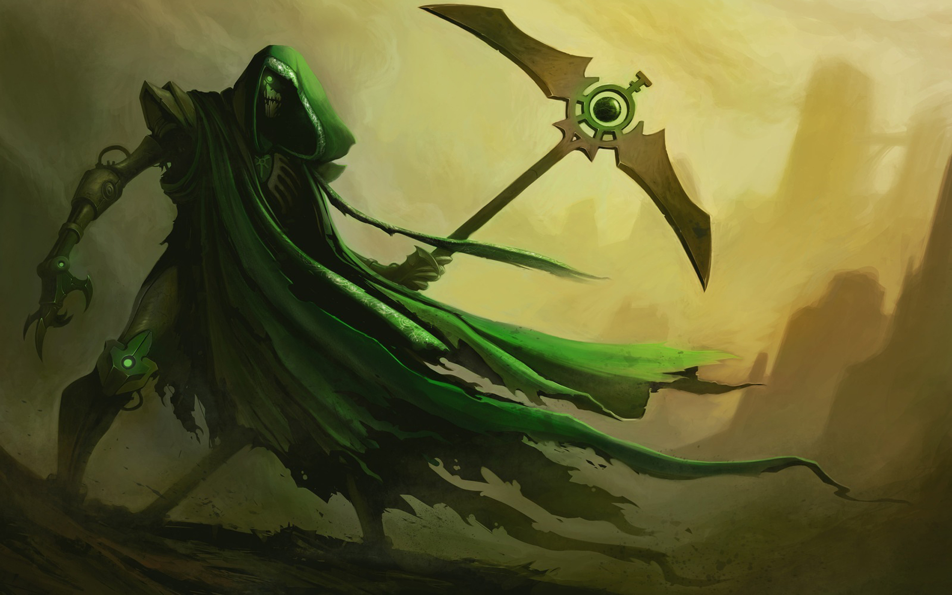 Necron Wallpapers