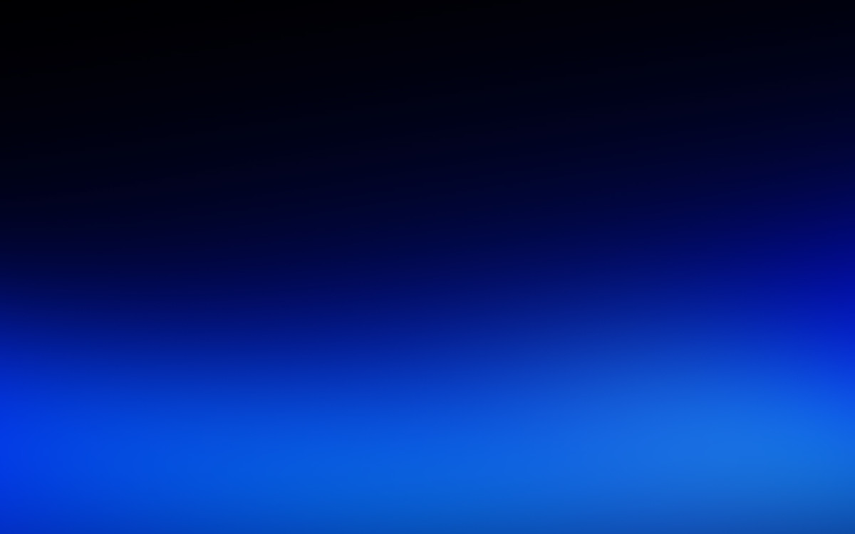 Neon Blue Wallpaper