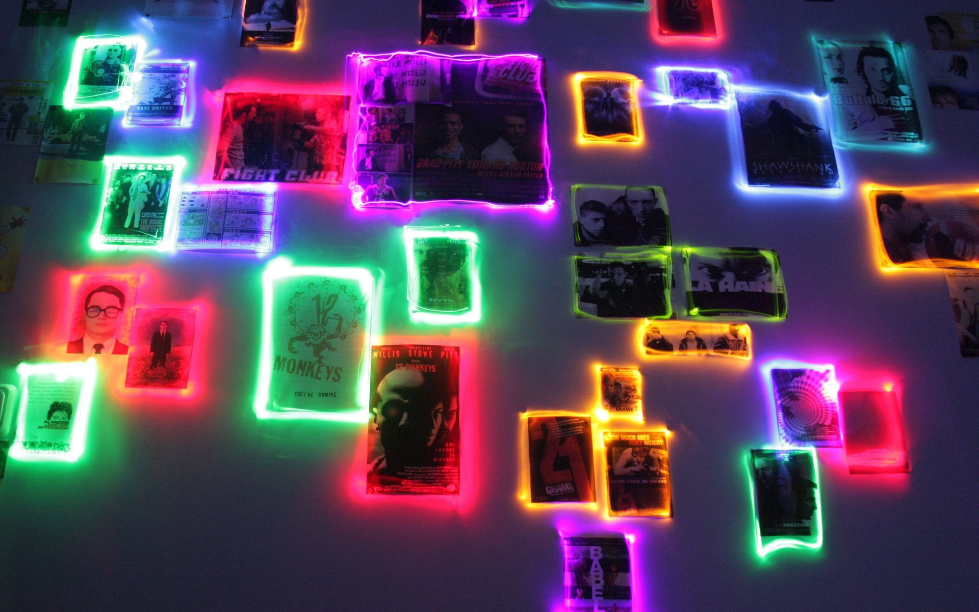 Neon Colors Wallpapers