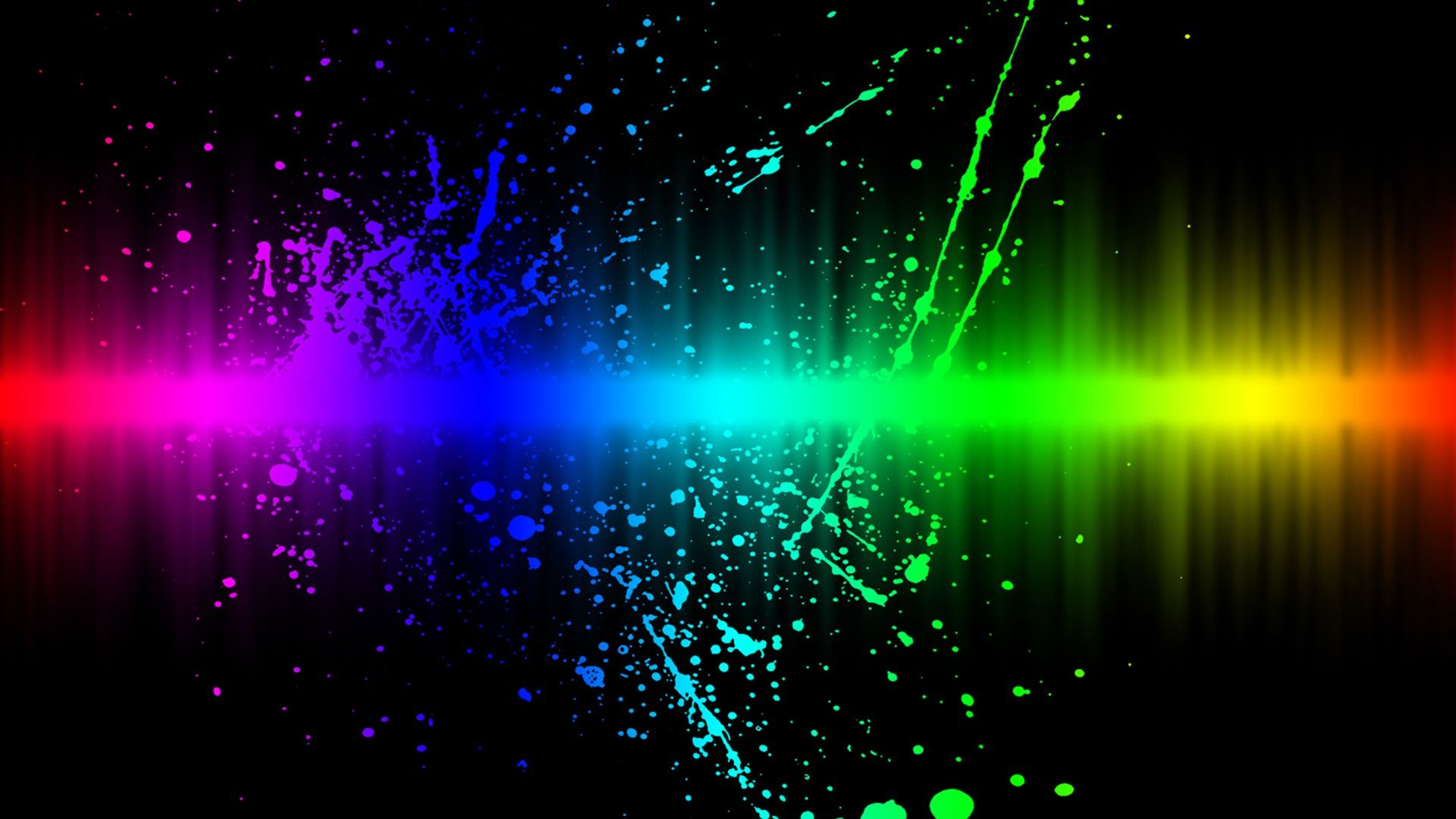 Neon Light Wallpaper