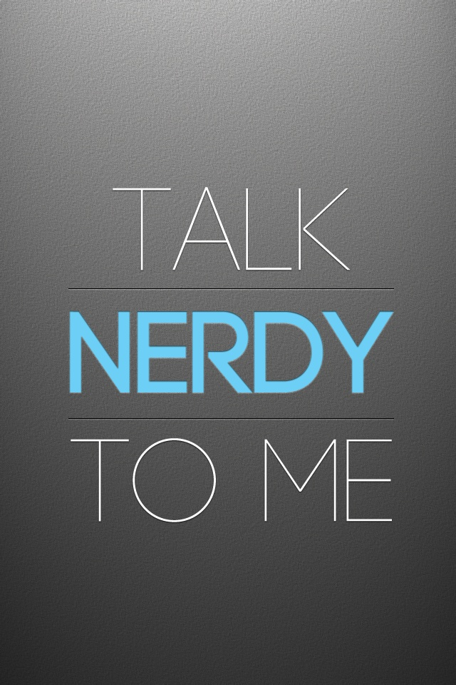 Nerdy Iphone Wallpapers