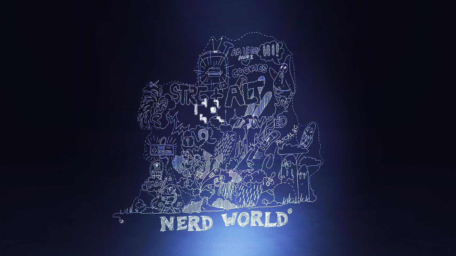 Nerdy Wallpapers