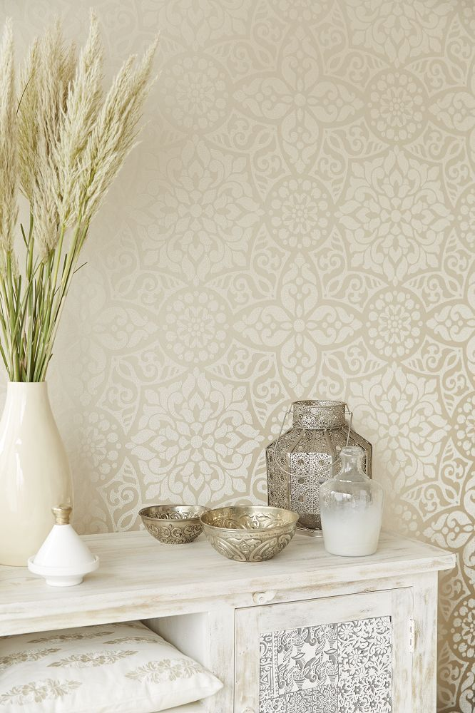 Neutral Wallpaper Ideas