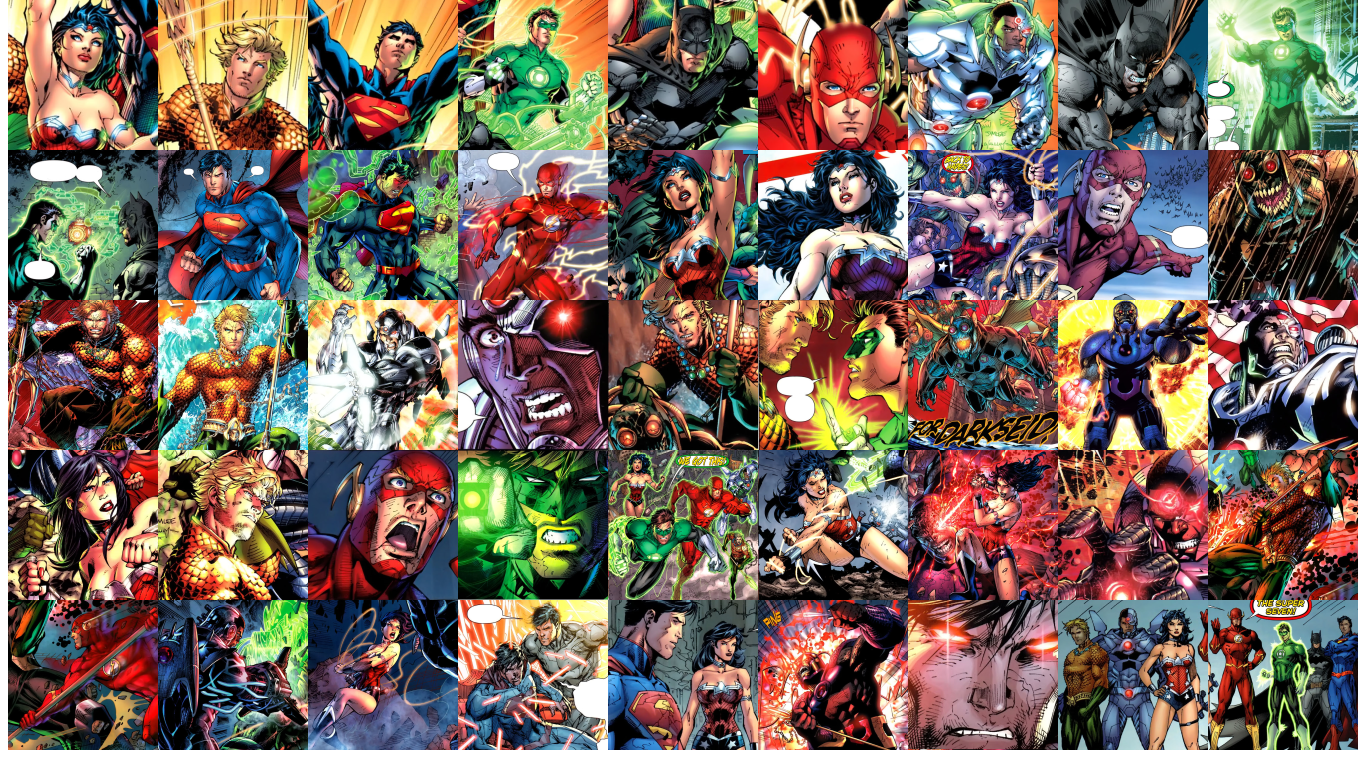 New 52 Wallpapers