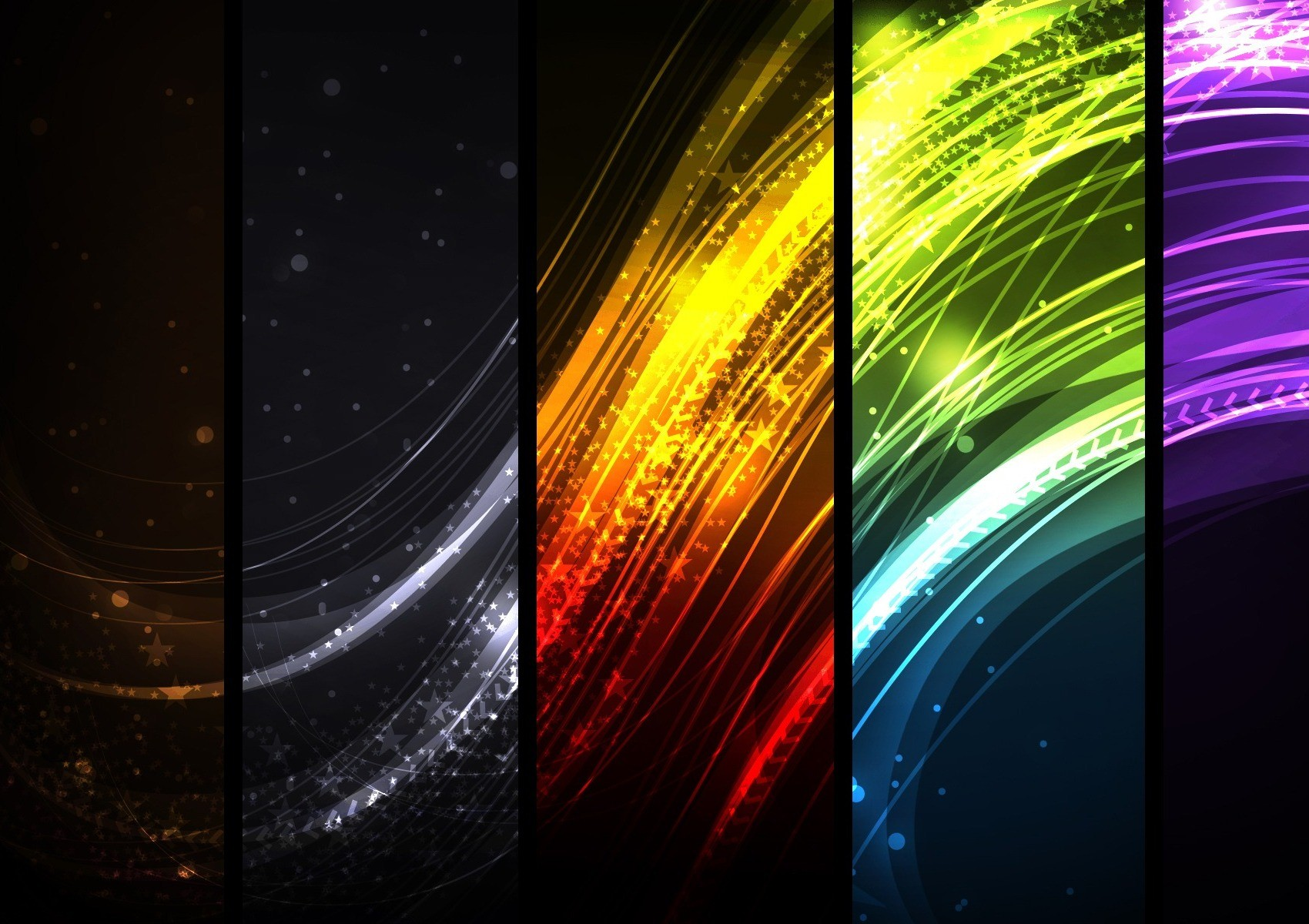New Abstract Wallpapers HD