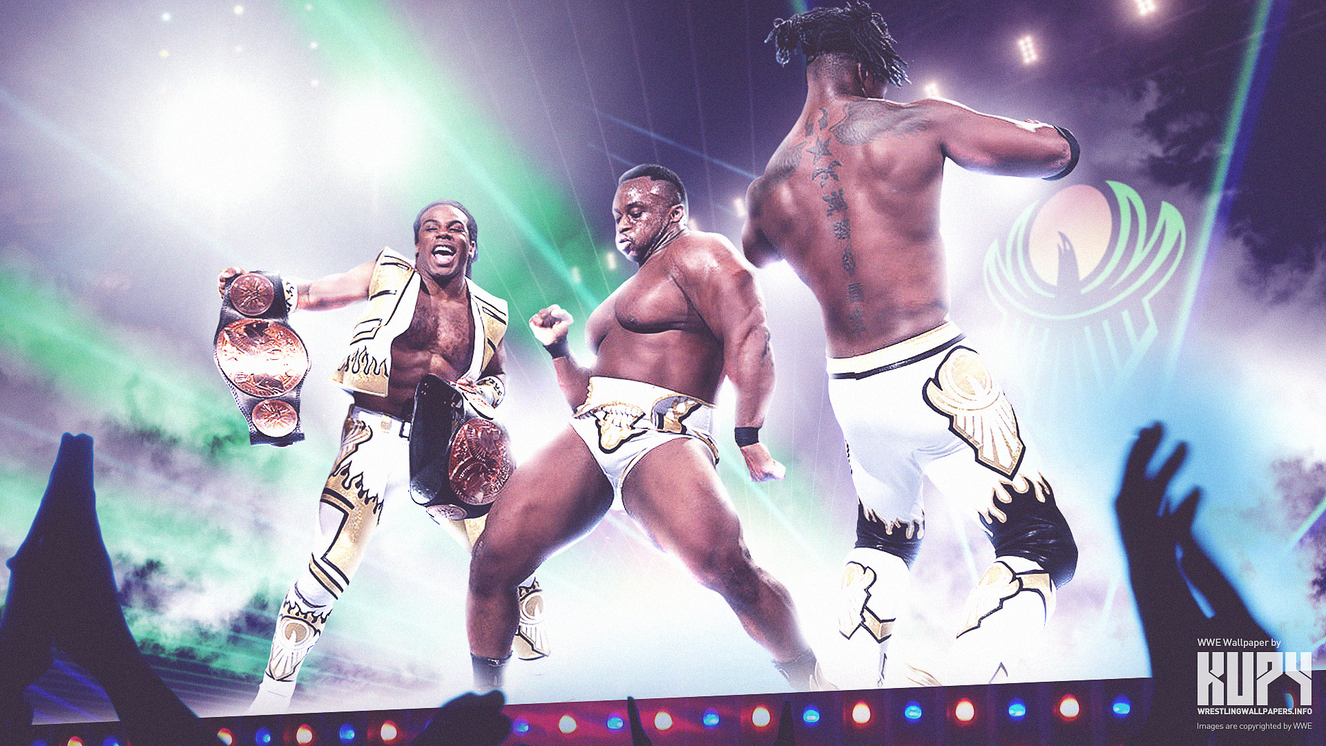New Day Wallpaper