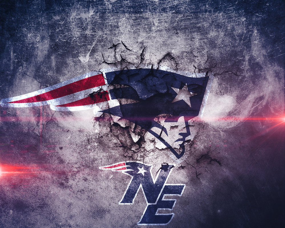 New England Patriots 3D Wallpaper