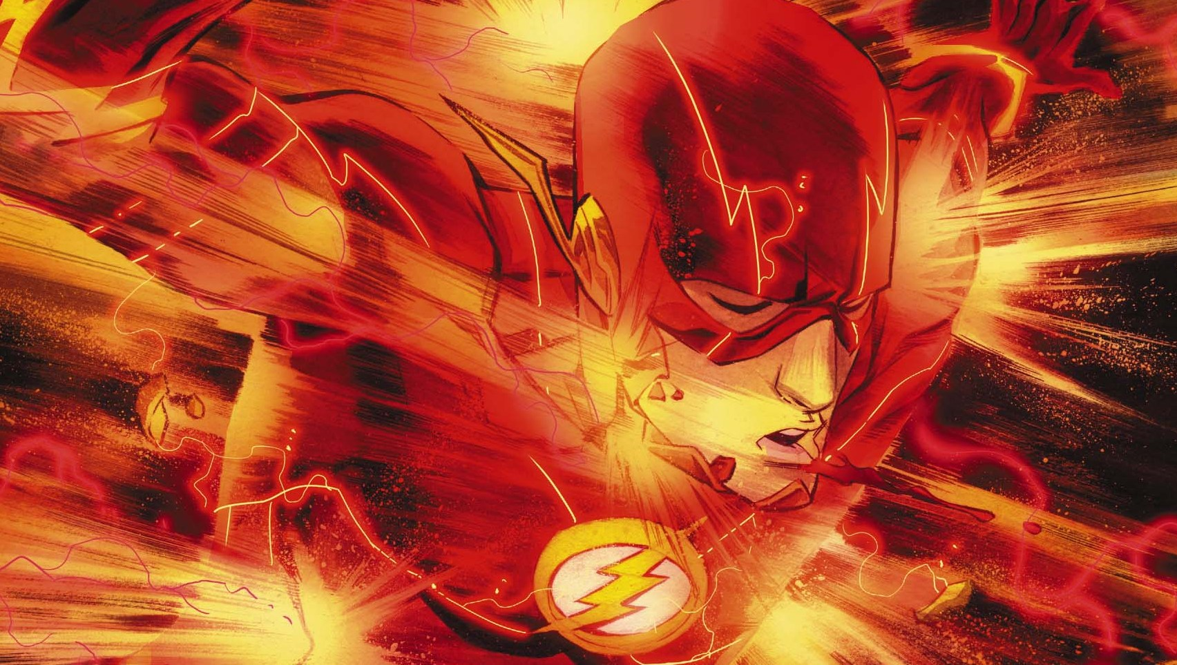 New Flash Wallpaper