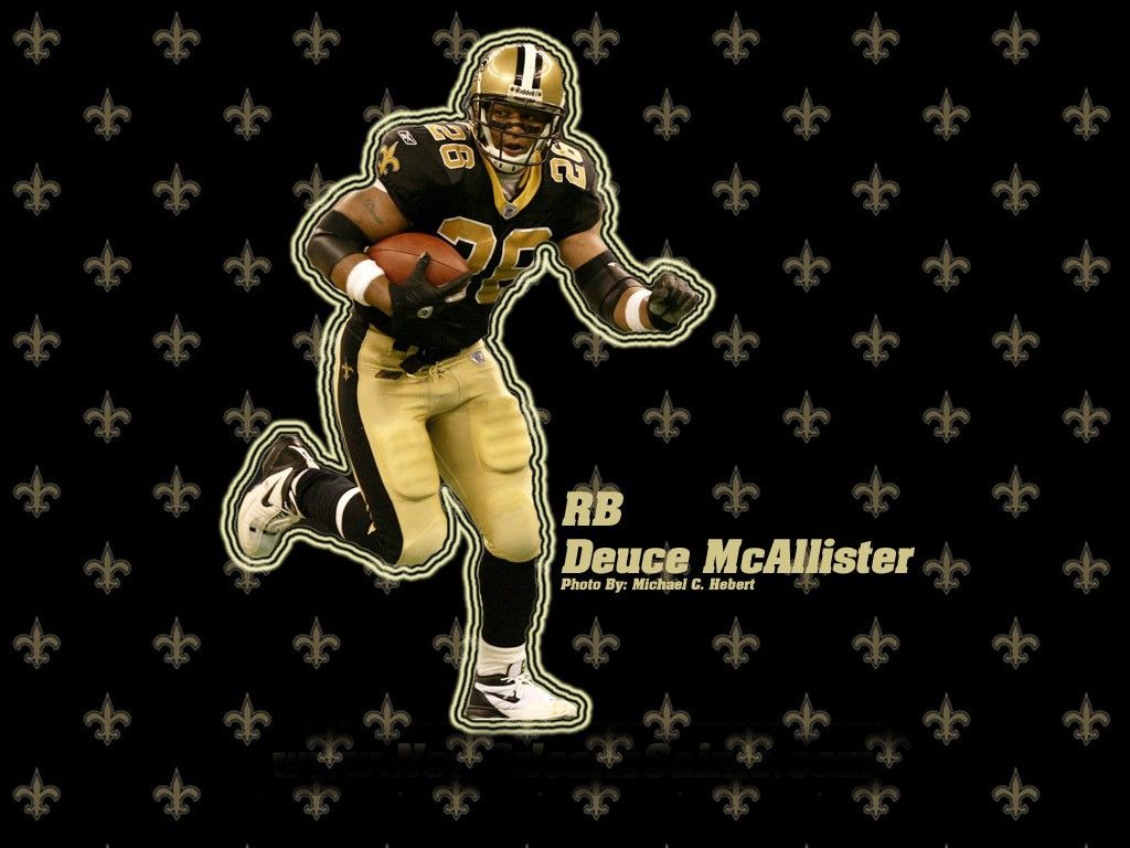 New Orleans Saint Wallpaper