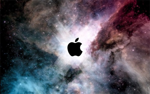 New Wallpaper Apple