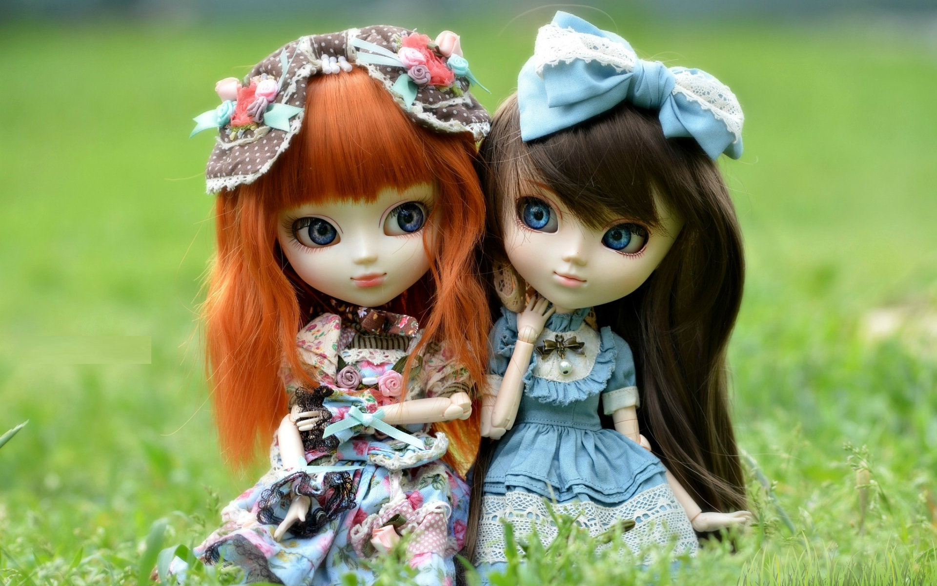 New Wallpapers Of Cute Dolls