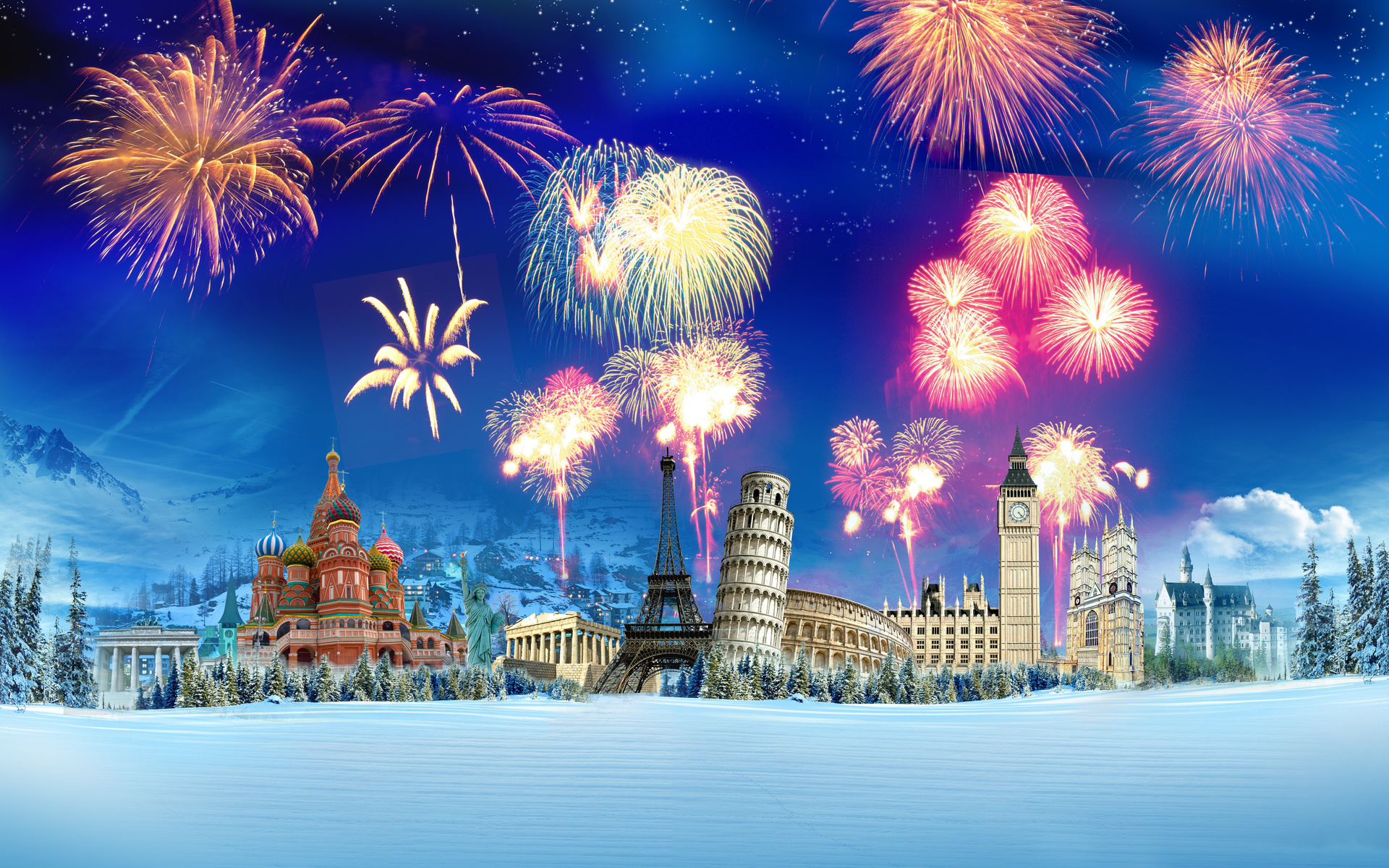 New Year Eve Wallpaper