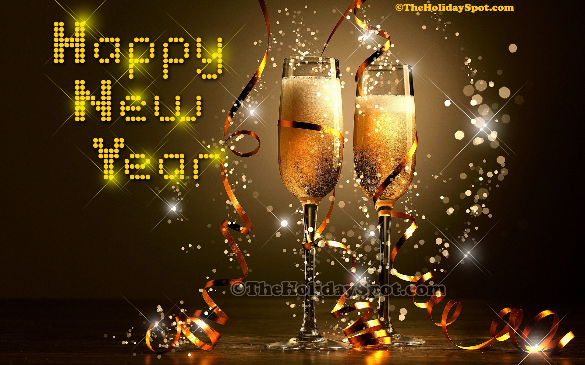 New Year High Resolution Wallpapers
