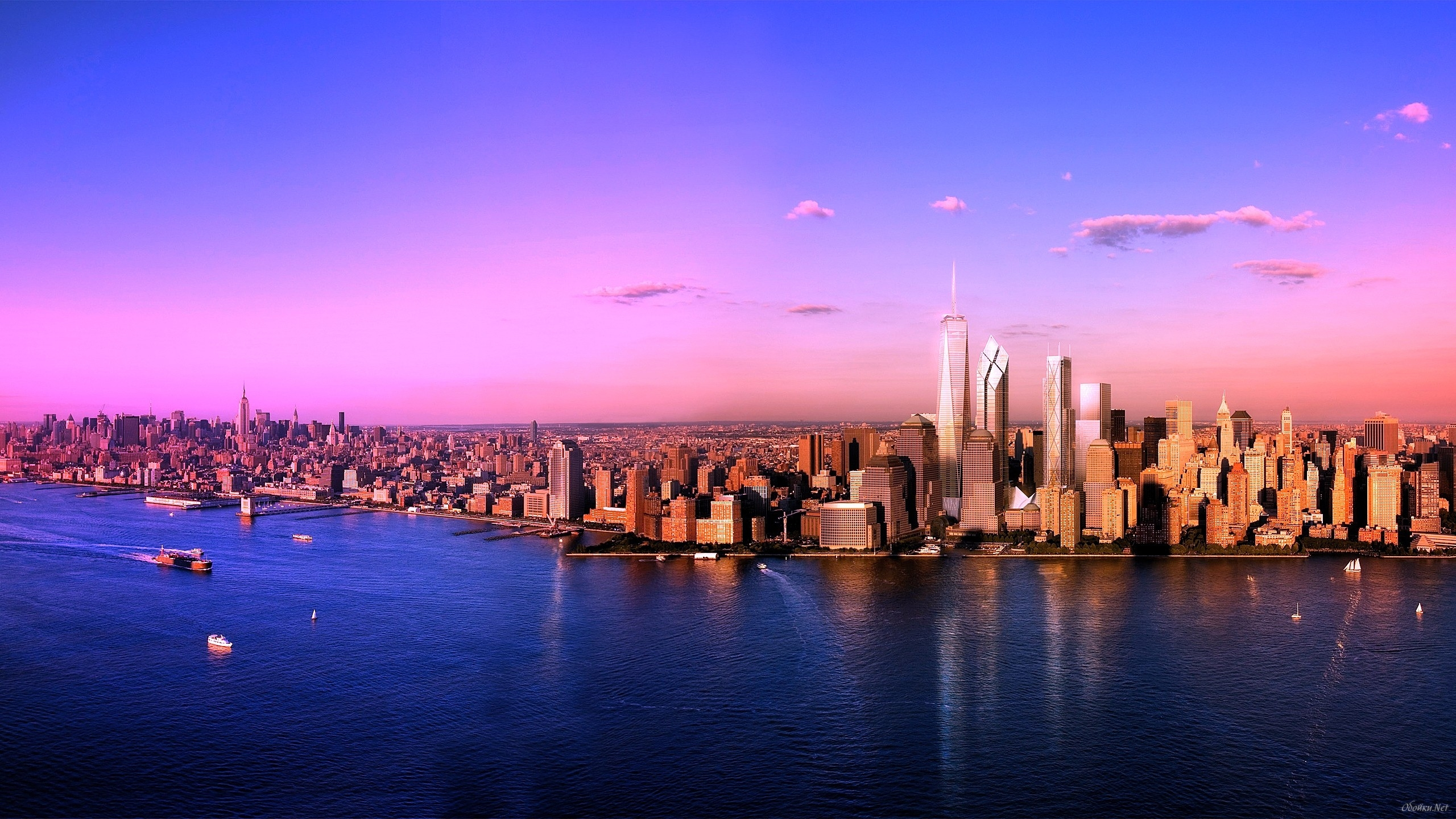 New York City Desktop Wallpaper HD
