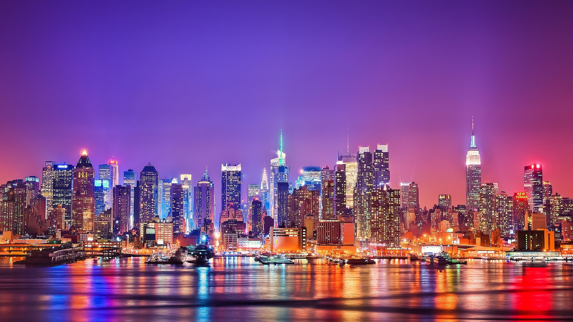 New York City Wallpaper 1920x1080