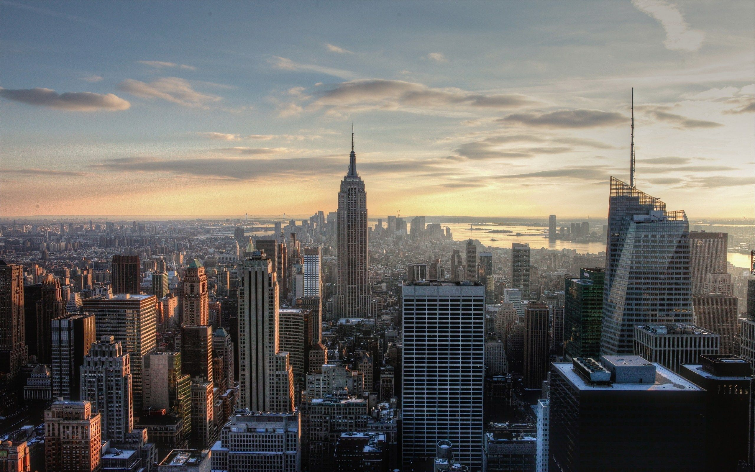 New York Desktop Wallpaper HD