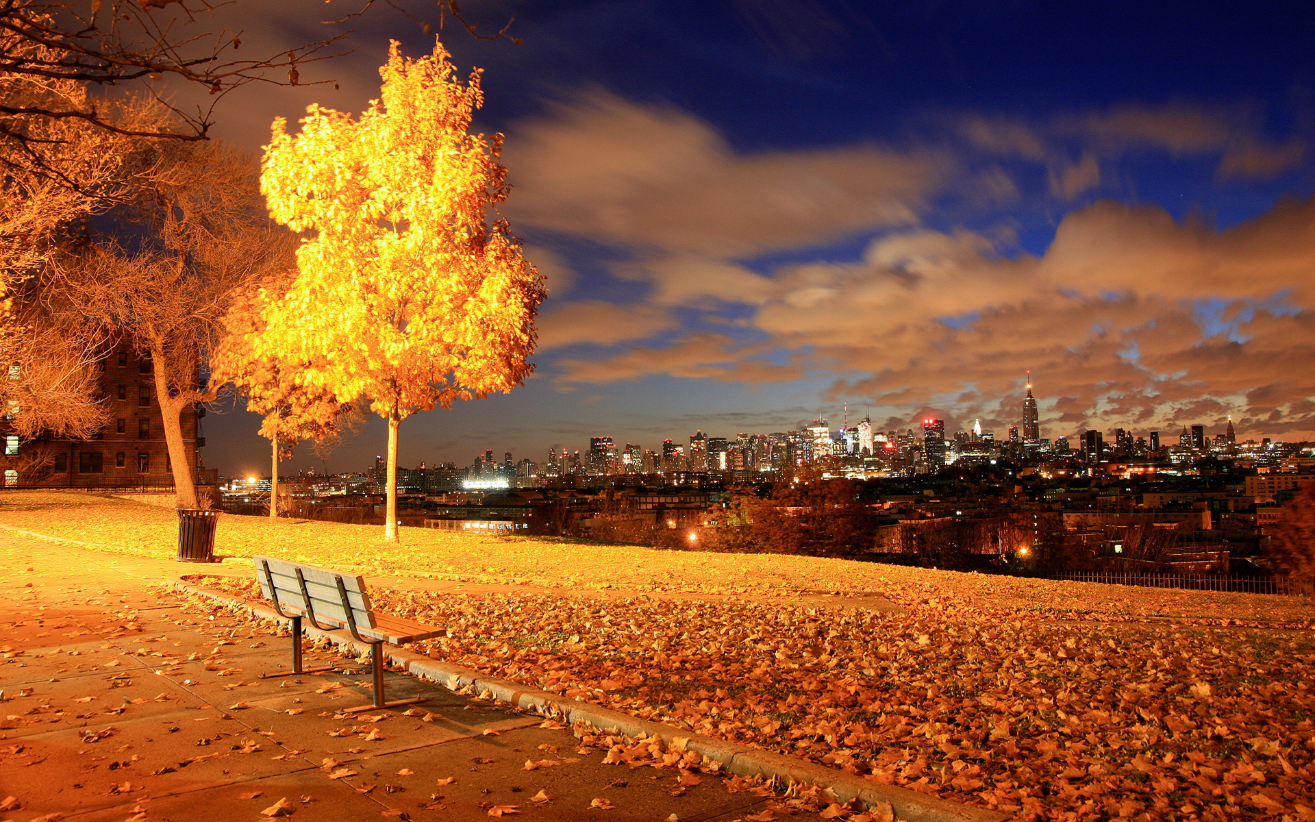Download New York Fall Wallpaper Gallery