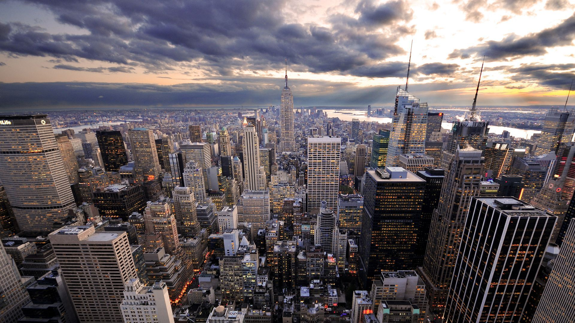 New York Full HD Wallpaper