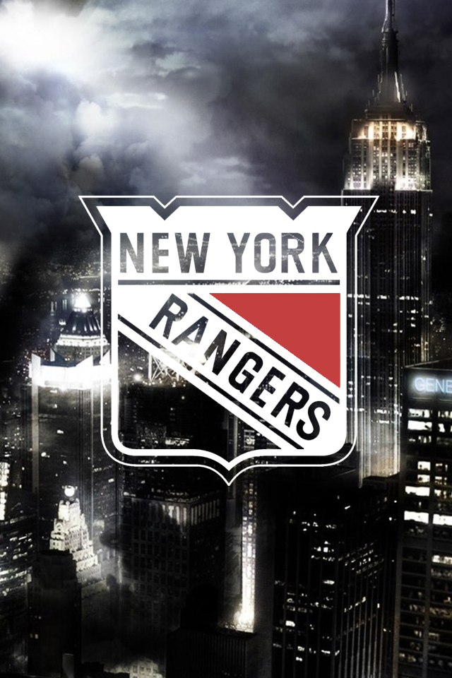 New York Rangers Mobile Wallpaper