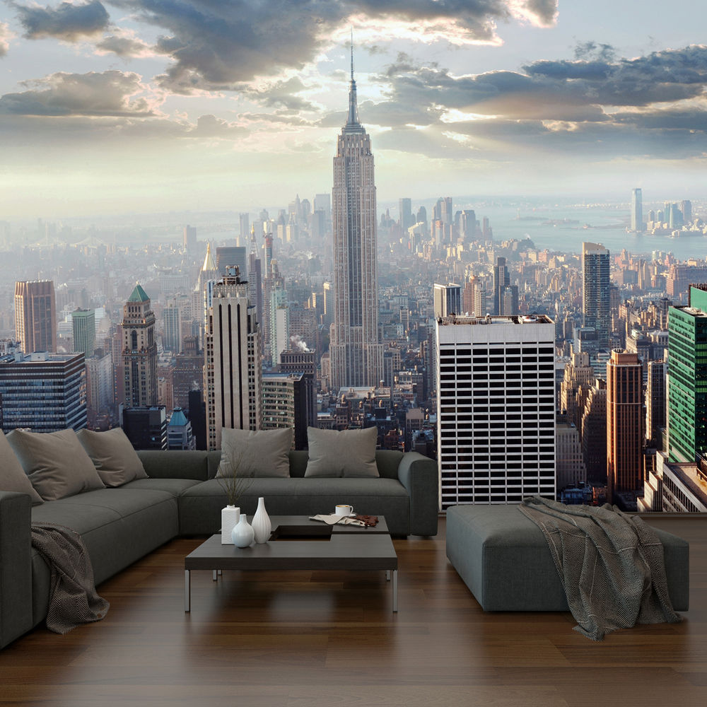 New York Scene Wallpaper Uk
