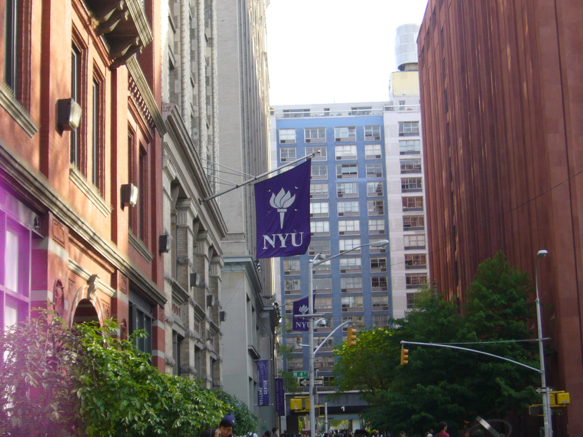 New York University Wallpaper