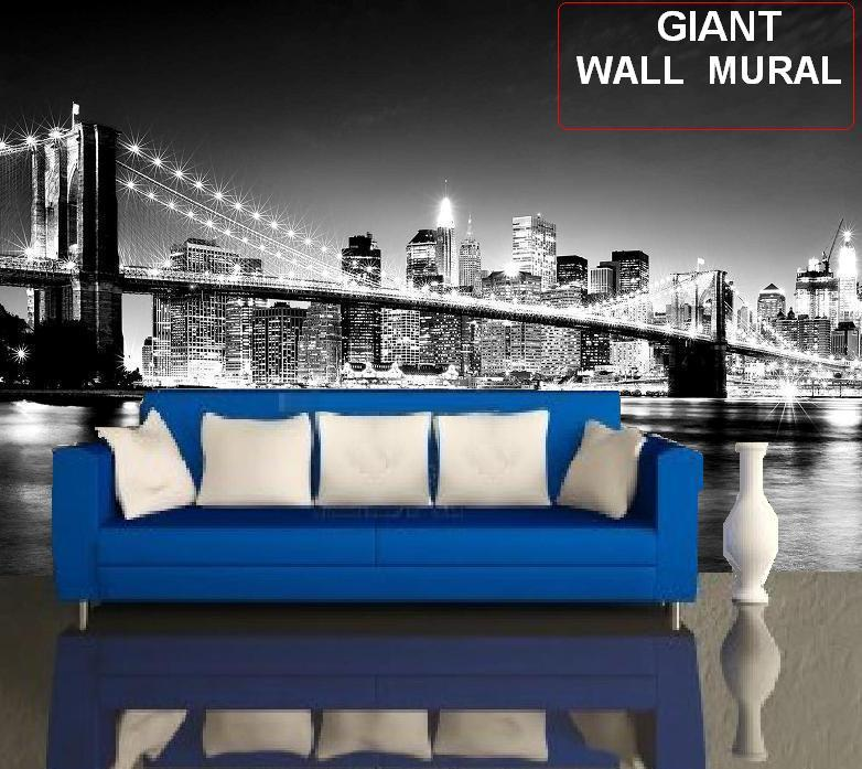 New York Wallpaper For Bedrooms Uk