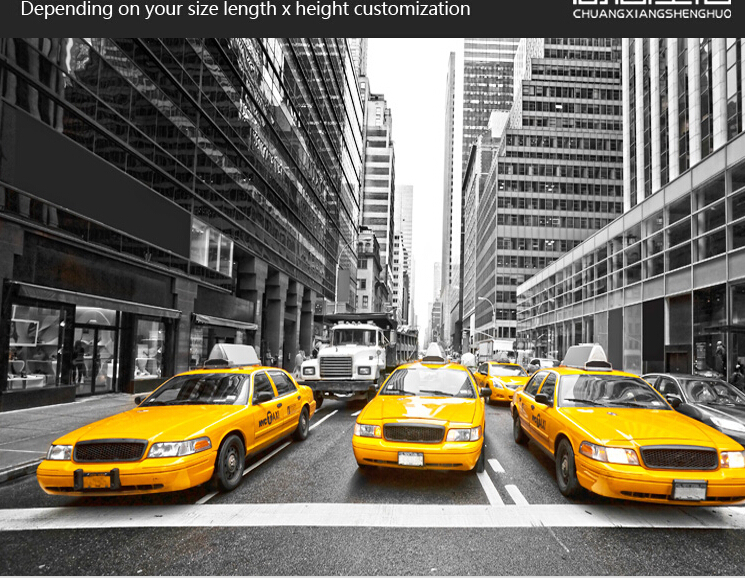 Download New York Yellow Taxi Wallpaper Gallery