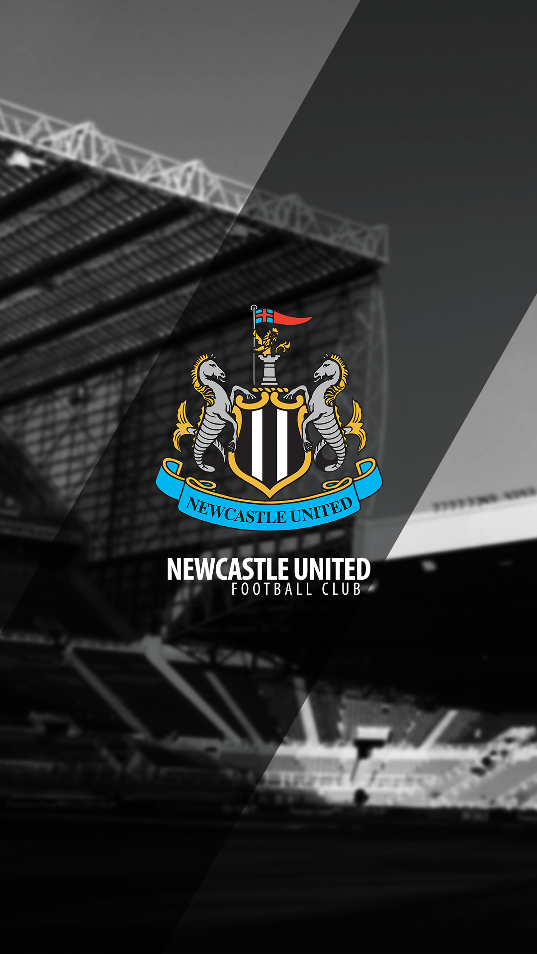 Newcastle United Mobile Wallpaper