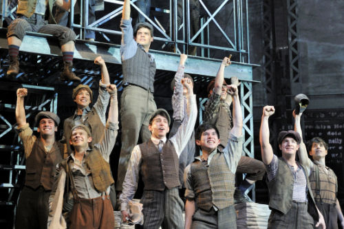 Download Newsies Wallpaper Gallery