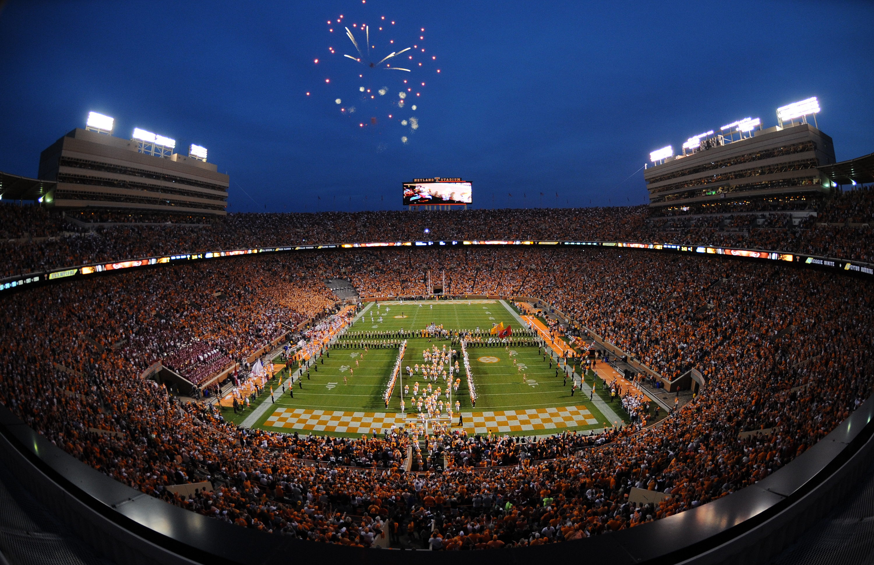 Neyland Stadium Wallpaper