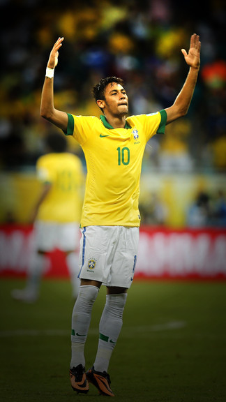 Neymar Iphone 5 Wallpaper