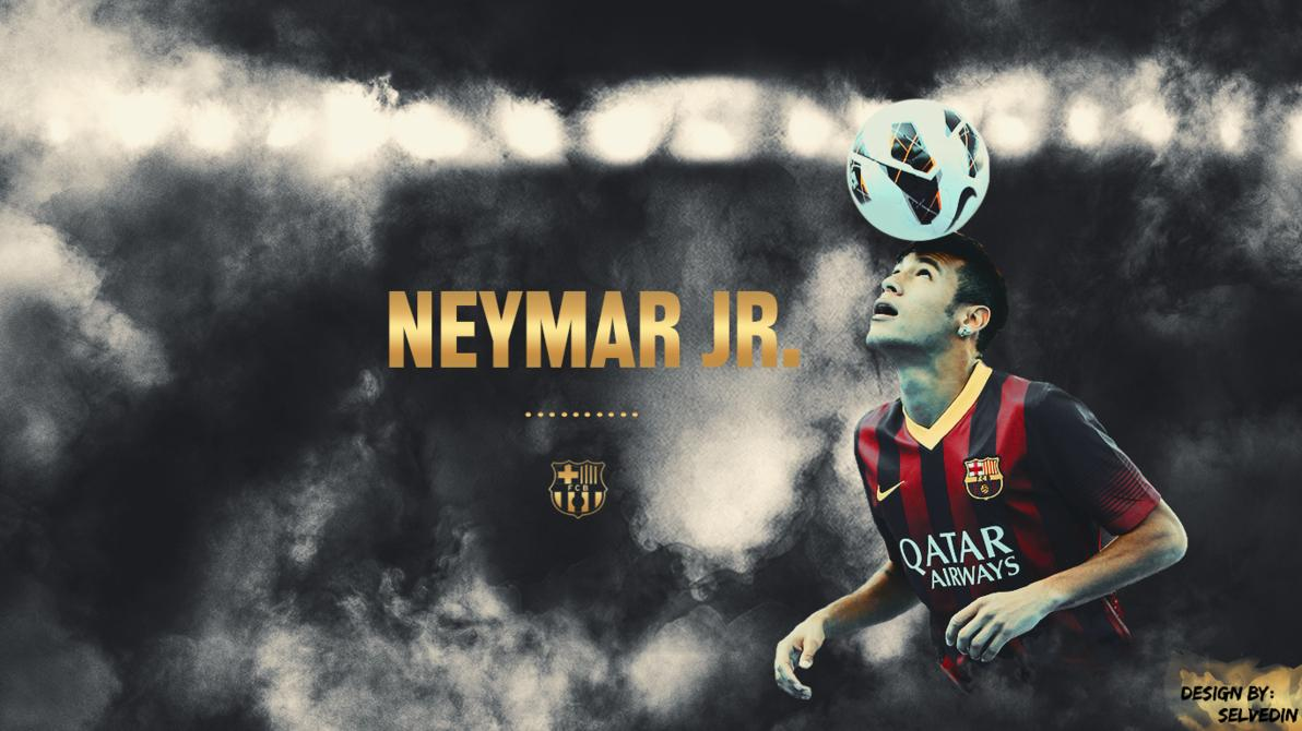 Neymar Jr Wallpaper 2014