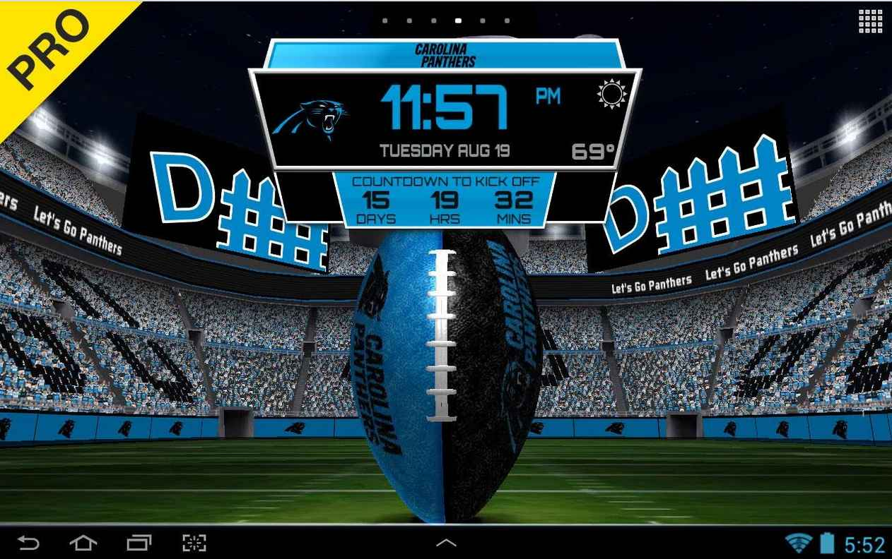 Nfl Live Wallpaper