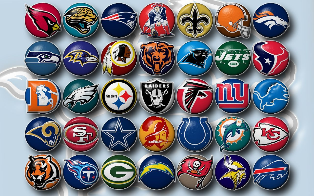 Nfl Team Logos Wallpaper