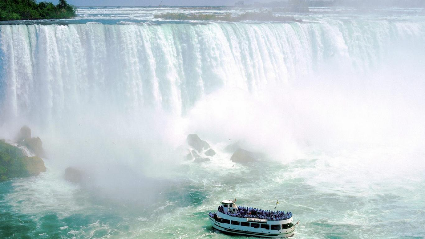 Niagara Falls Wallpaper Free Download
