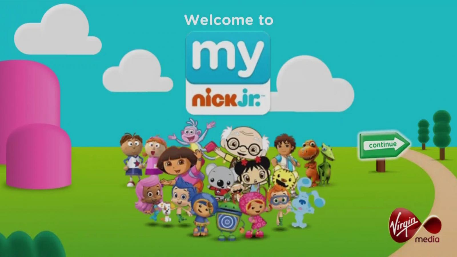 Nickjr Wallpaper