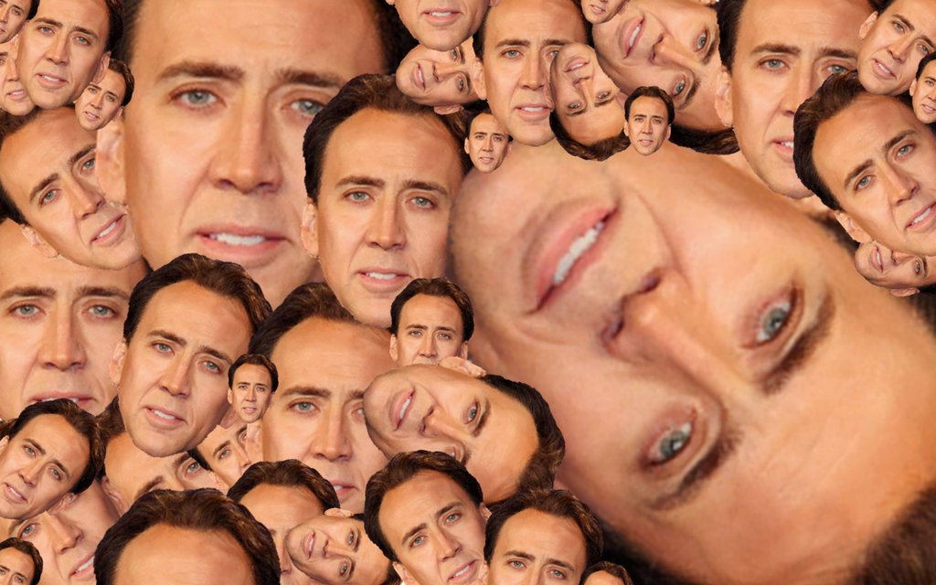 Nicolas Cage Wallpaper