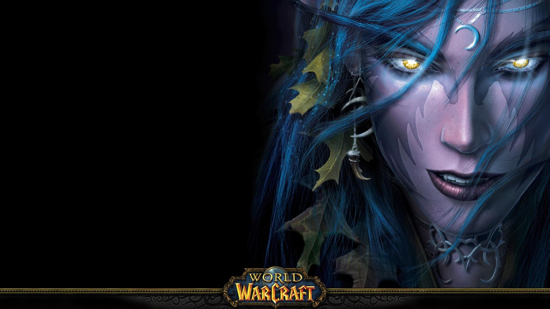 Night Elf Wallpaper HD