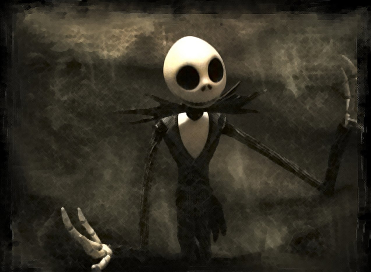 Nightmare Before Christmas HD Wallpaper