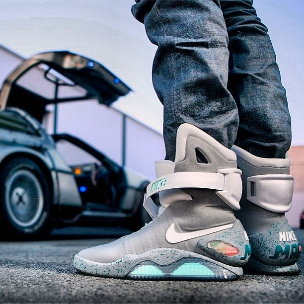 download nike air mag wallpaper gallery. Black Bedroom Furniture Sets. Home Design Ideas