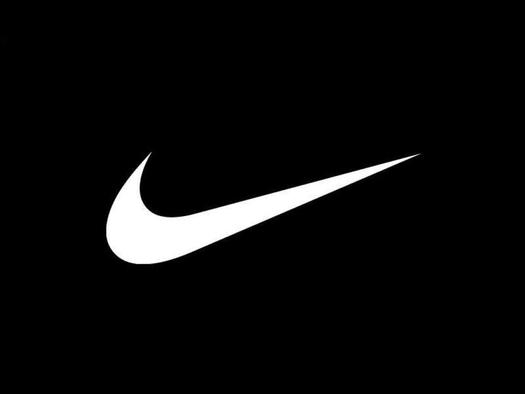 Nike Black Wallpaper